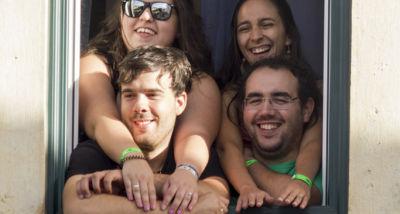 Edu Miranda Trio @ Bons Sons '15 // Photography by Tiago Alves Silva