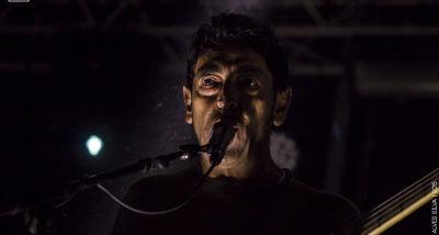 Manel Cruz @ Bons Sons '15 // Photography by Tiago Alves Silva