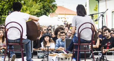 Minta & The Brook Trout @ Bons Sons '15 // Photography by Tiago Alves Silva