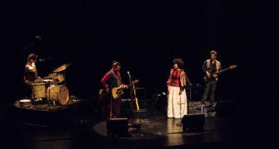 Budda Power Blues e Maria João no CCB