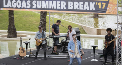 David Carreira - Lagoas Summer Break
