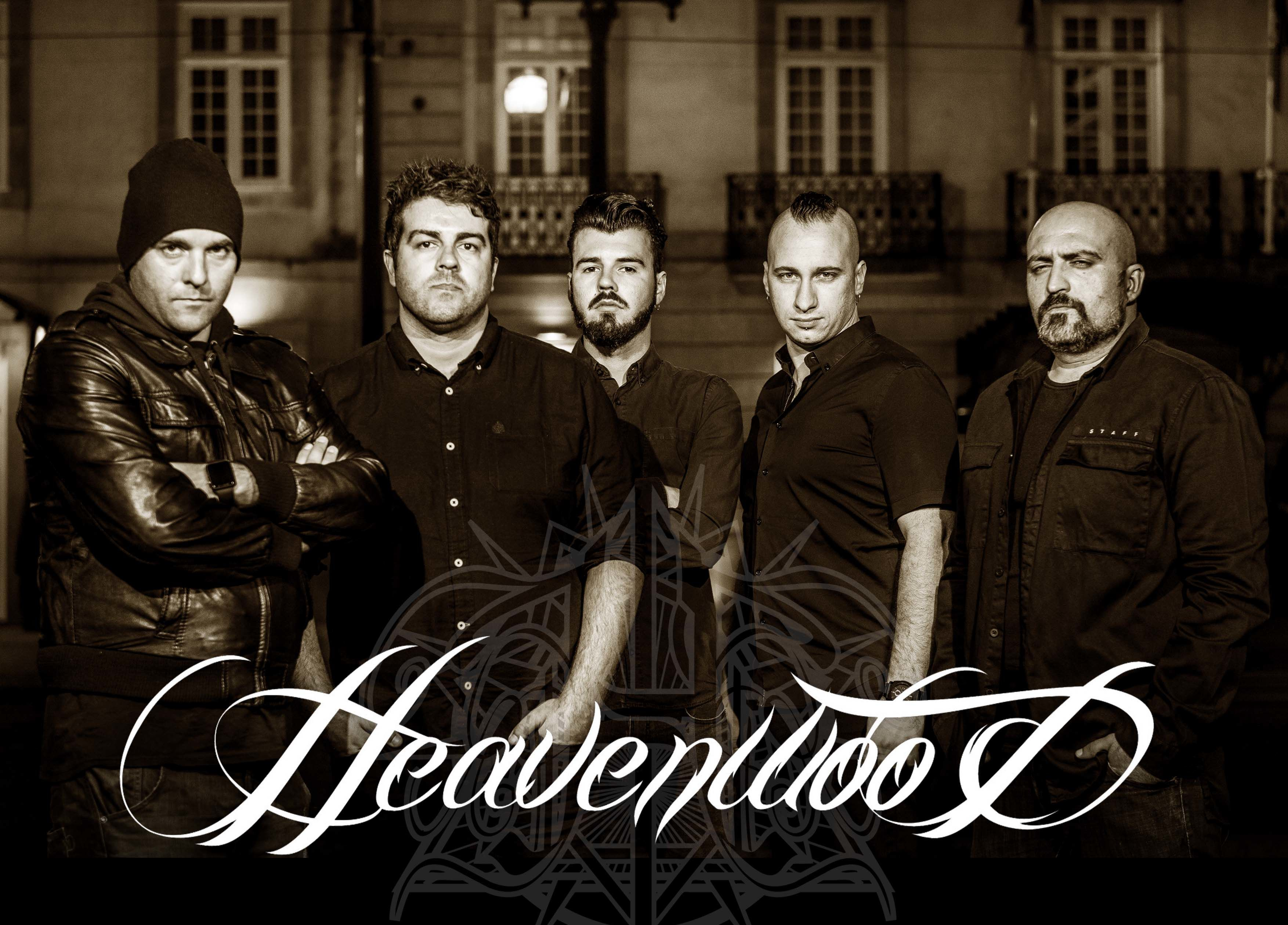 Heavenwood - GothicDark-Metal