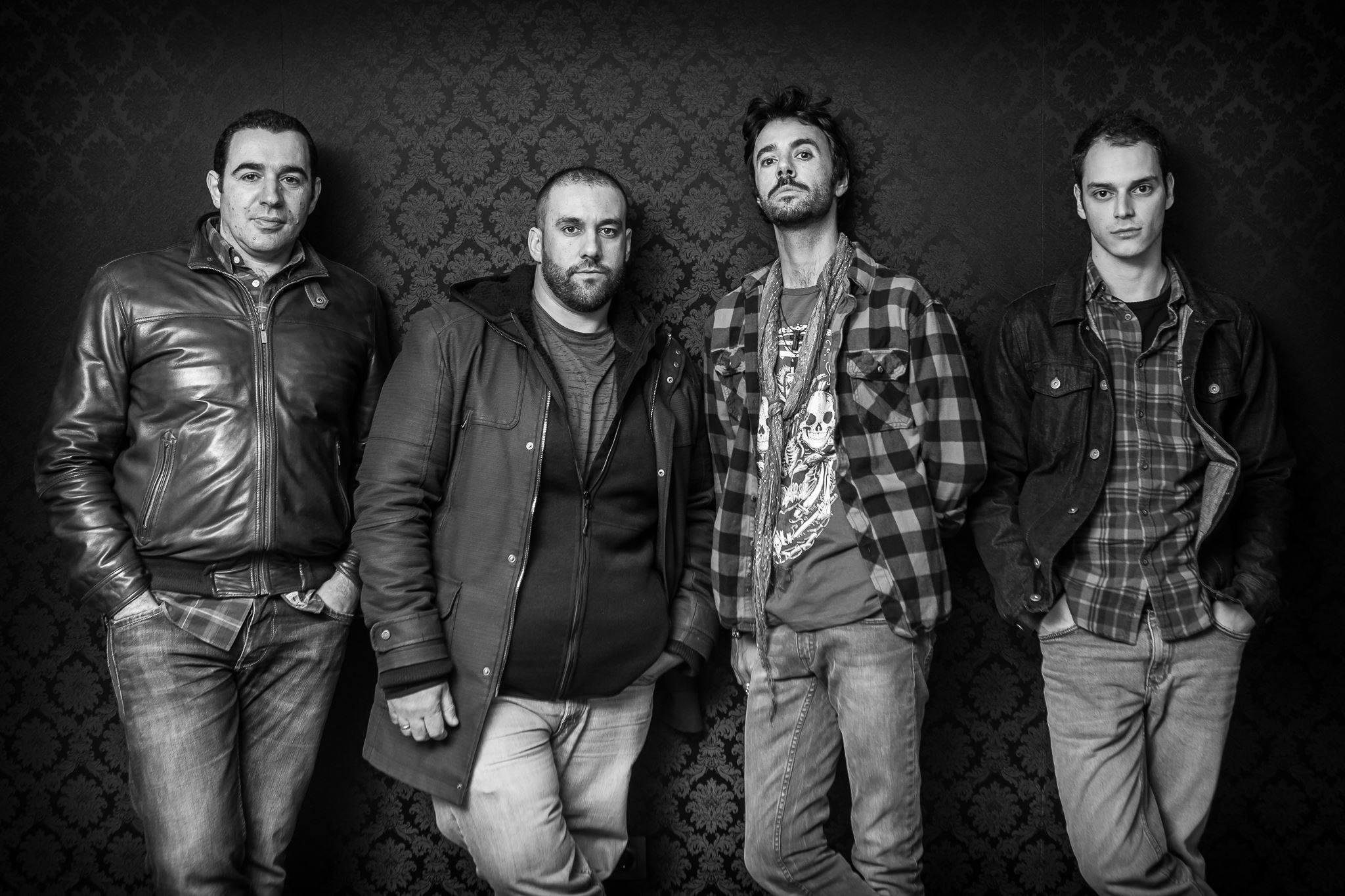 Filipe Moura - Pedro Costa - banda Embaixador - Rui Quental - Fábio Afonso