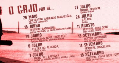 O Gajo - João Morais - agenda - concertos