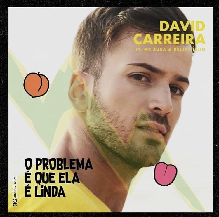 David Carreira - O Problema Que Ela É Linda - A Foda que ela é linda