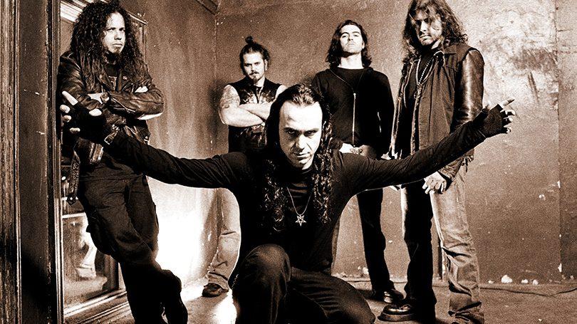 banda Moonspell - 26 anos de carreira