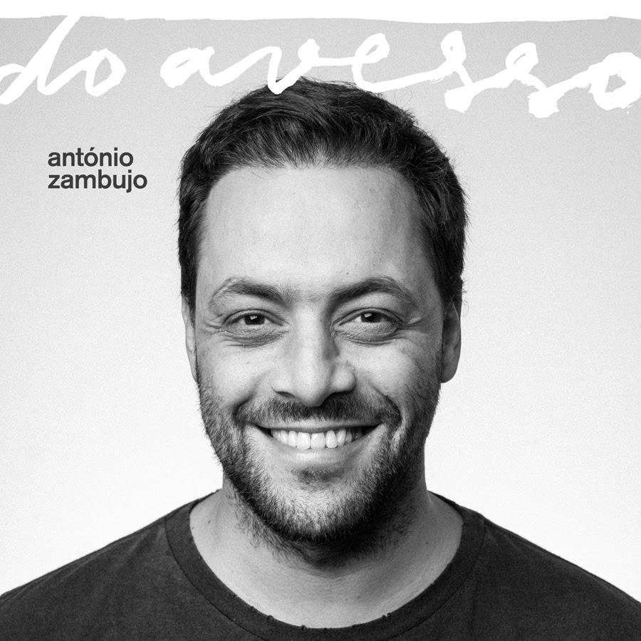 António Zambujo - Sem Palavras - novo disco - de avesso