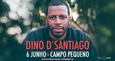 Dino D'Santiago - Campo Pequeno