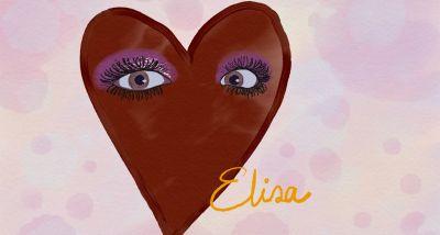 Coração - ELISA - letra