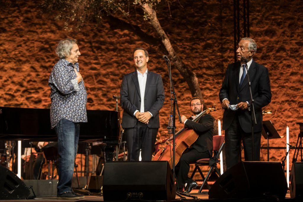 Jorge Palma - Medalha de Mérito Cultural da Cidade de Lisboa