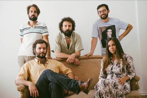 BENJAMIM - VIAS DE EXTINÇÃO - banda