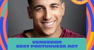 Fernando Daniel - Best Portuguese Act - MTV EMAs 2020