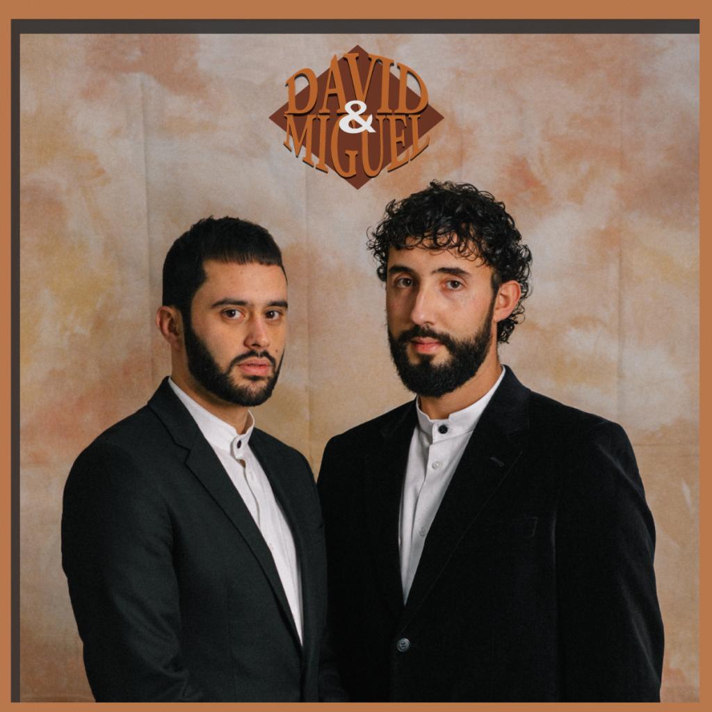 David e Miguel - Palavras Cruzadas - David Bruno e Mike El Nite