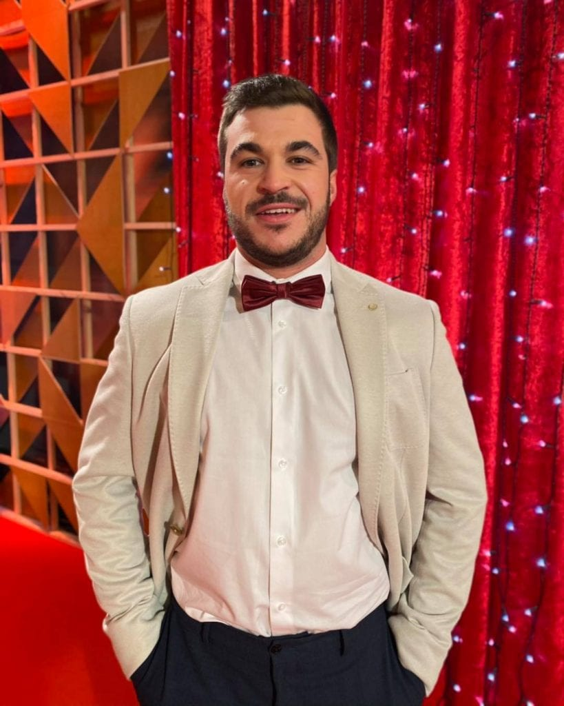 Luís Trigacheiro - vencedor - The Voice Portugal 2020