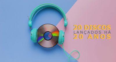 RECORDAR 20 DISCOS - 20 ANOS - ANO 2001