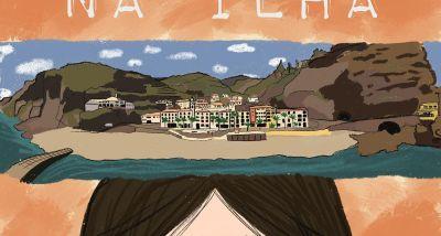Elisa - Na Ilha - letra