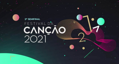 Festival da Canção 2021 - canções final