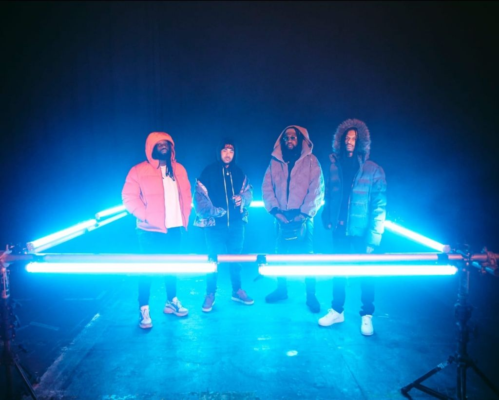 Wet Bed Gang - hip hop