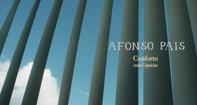 Afonso Pais e Capicua - Conforto - letra