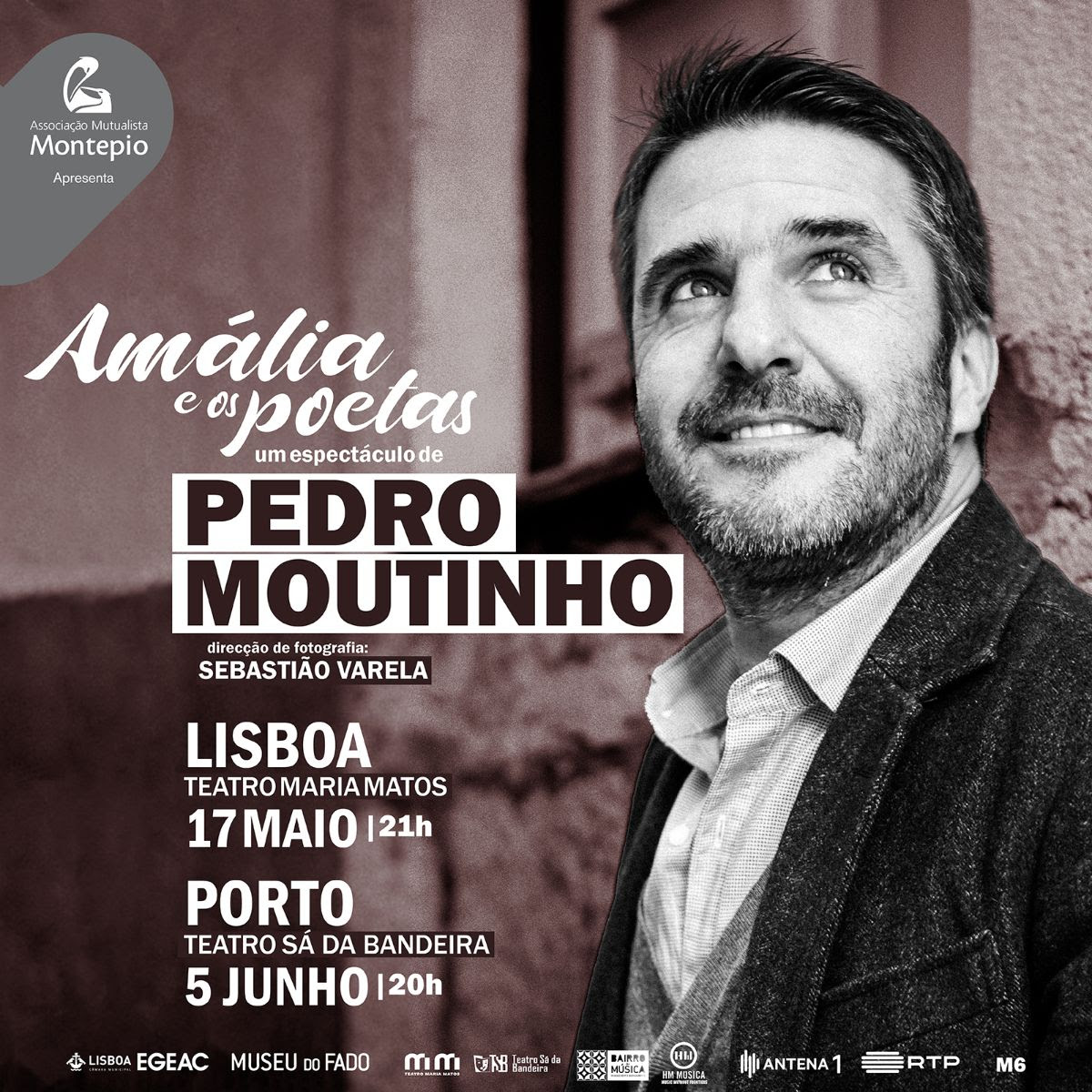 Pedro Moutinho - Amália e os Poetas - Ao vivo