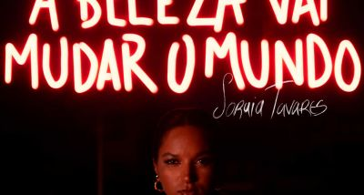 Soraia Tavares revela - A Beleza Vai Mudar O Mundo - letra