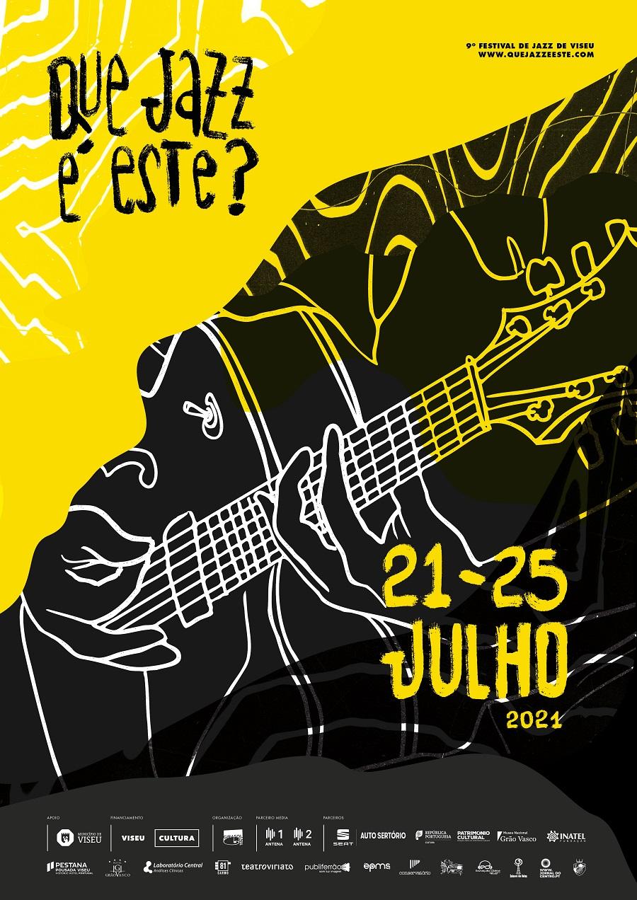 9ª Edição do Festival Que Jazz É Este 2021