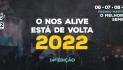 NOS Alive adiado 2022 cartaz