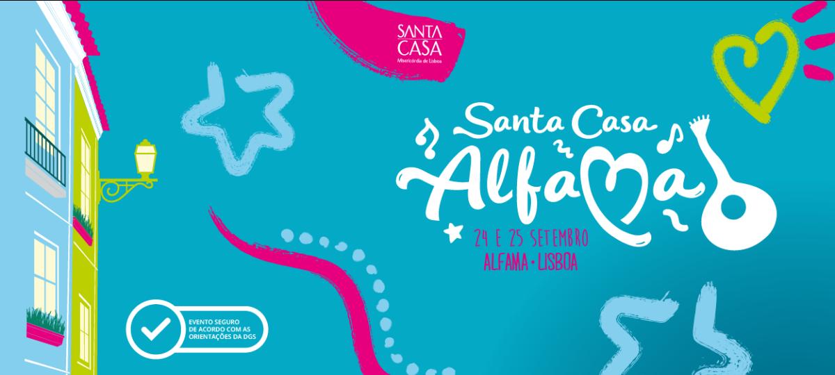 Santa Casa Alfama 2021 - Carlos do Carmo - cartaz fado