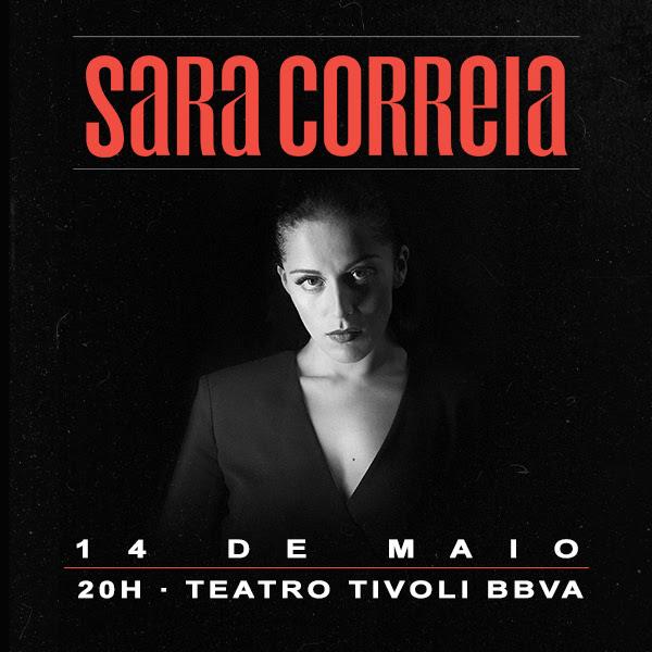 Sara Correia - Teatro Tivoli BBVA - concerto