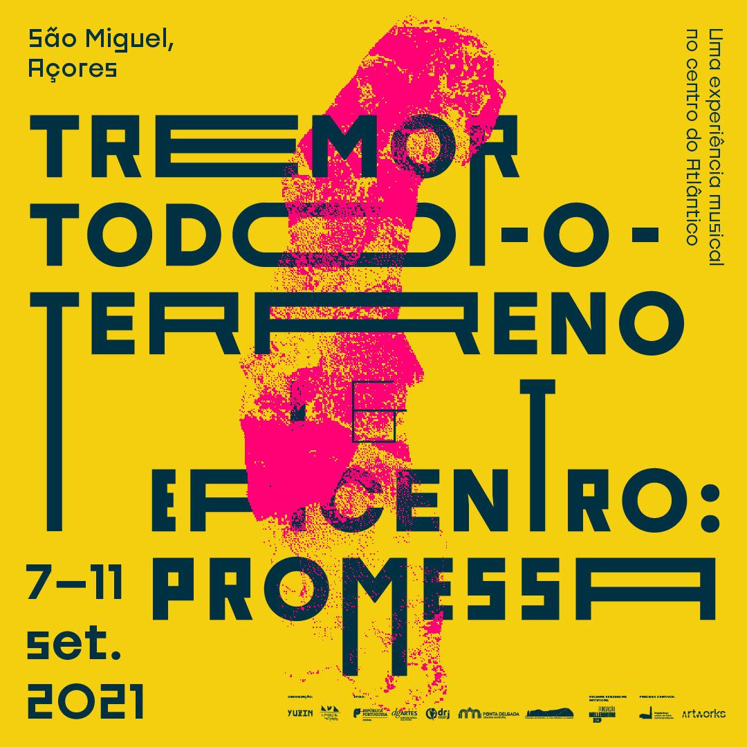 TREMOR - CARTAZ São Miguel 2021