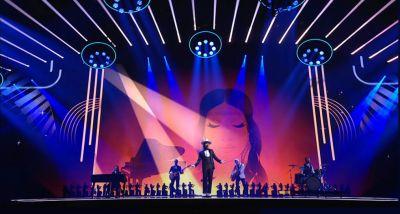 The Black Mamba - Eurovisão - final - Eurovision