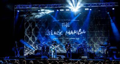 The Black Mamba - Ao Vivo Campo Pequeno - Eurovision - Eurovisão
