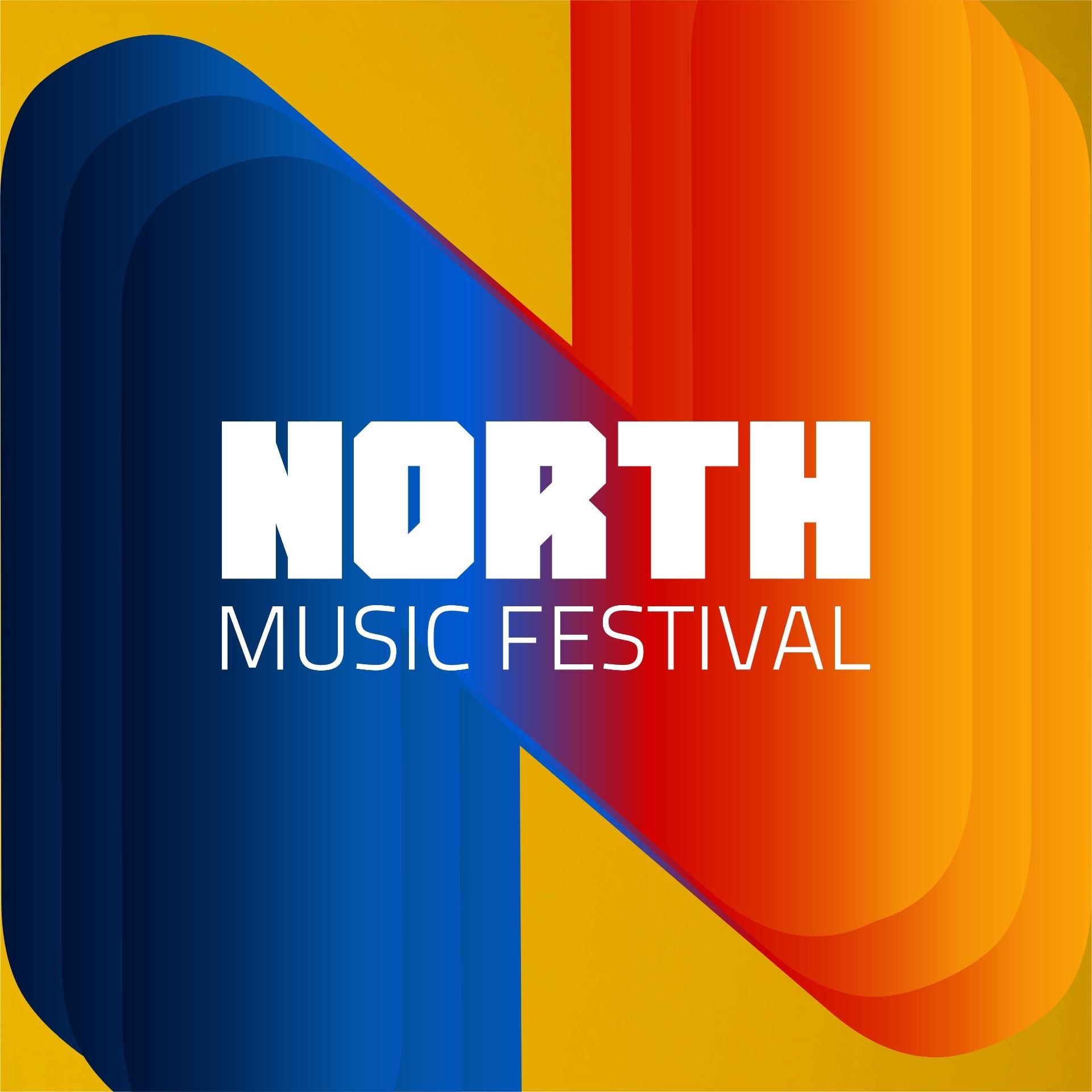 North Music Festival 2021 - cartaz