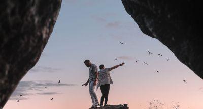Anjos - Voa - letra - Nelson e Sérgio Rosado