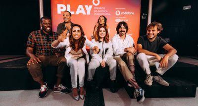 nomeados para os prémio Play - Prémios da Música Portuguesa - Filomena Cautela