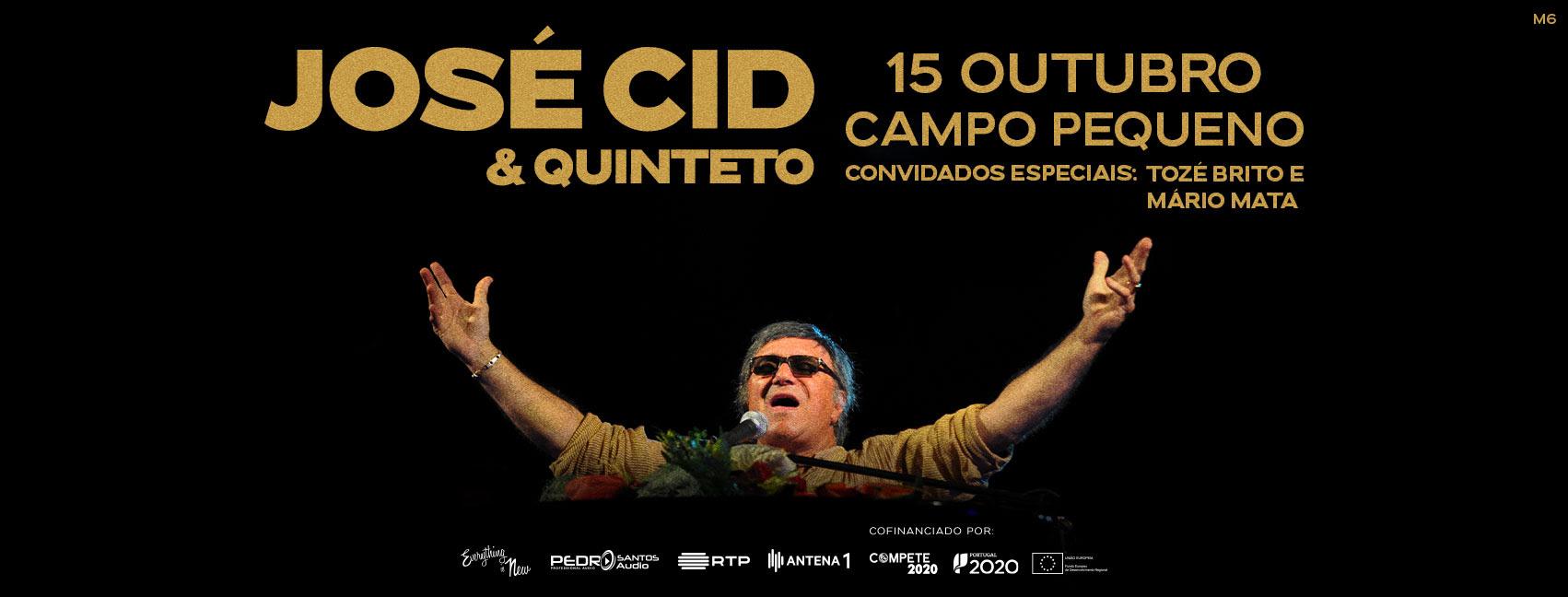José Cid & Quinteto - Campo Pequeno - Ao vivo