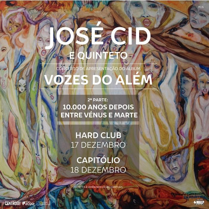 José Cid - Vozes do Além ao Vivo -