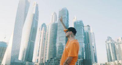 LON3R JOHNY - CRIPTA - DUBAI - LETRA